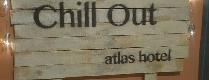 Atlas Otel is one of Locais curtidos por Cansu Özel.