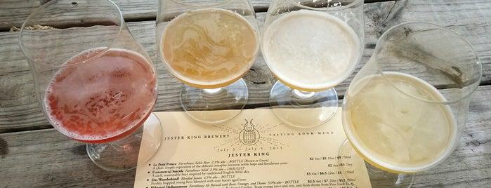 Jester King Brewery is one of Orte, die Glenda gefallen.