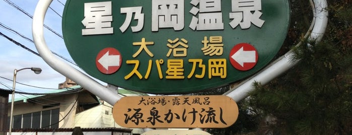 星乃岡温泉 千湯館 is one of プチ旅行に使える!四国の温泉・銭湯 ~車中泊・ライダー~.