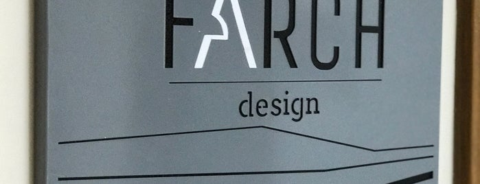 Farch Design / Architecture is one of Ceyhun 님이 좋아한 장소.
