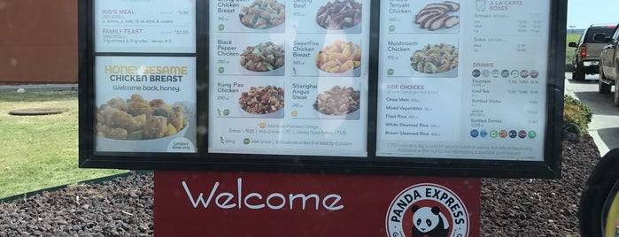 Panda Express is one of Dawnさんのお気に入りスポット.