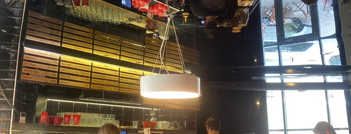 Self-coffeebar is one of Rostov-on-Don.