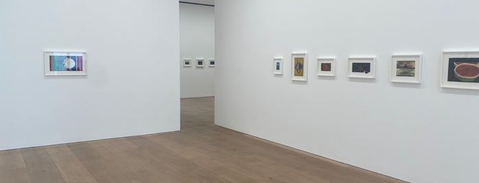 David Zwirner is one of London.