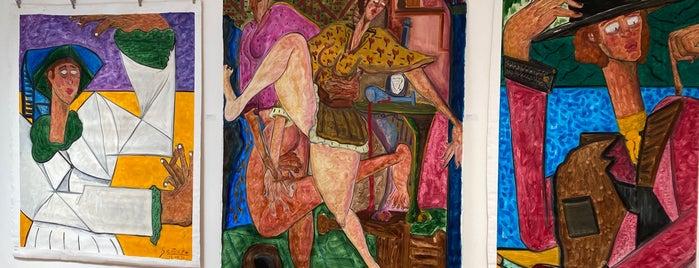 Brick Lane Gallery is one of ❤ LDN.