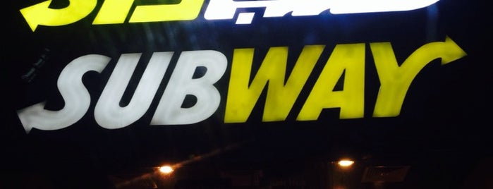 Subway is one of The 15 Best Places for Healthy Food in Jeddah.