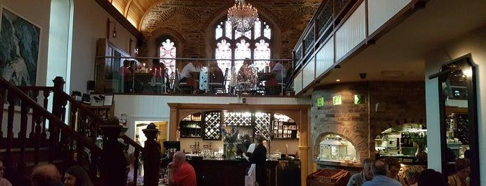 The Church Restaurant is one of Orte, die Tim gefallen.