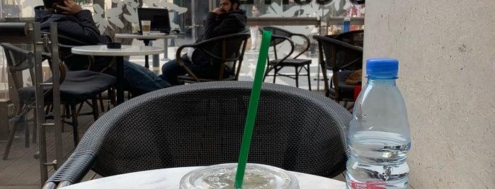 Starbucks is one of Posti che sono piaciuti a Rania.