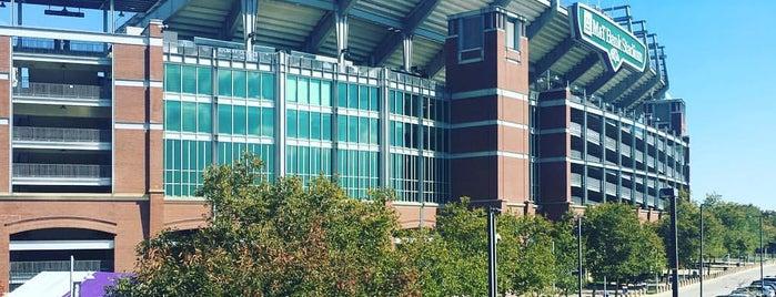 Ticket Office - M&T Bank Stadium is one of Roman'ın Kaydettiği Mekanlar.
