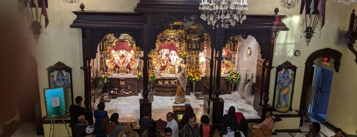 Hare Krishna Temple is one of Nickole.