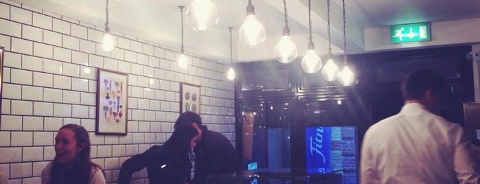 Urban Tea Rooms is one of Hi, London!.