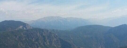 Karanlıkdere Kanyonu is one of Burdur to Do List.