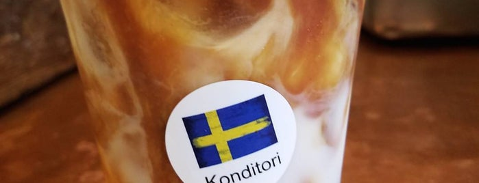Konditori is one of The New Yorkers: Cobble Hill/Park Slope/Prospect H.