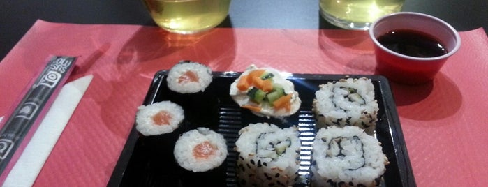 Sushimore is one of Sushi en Valencia.