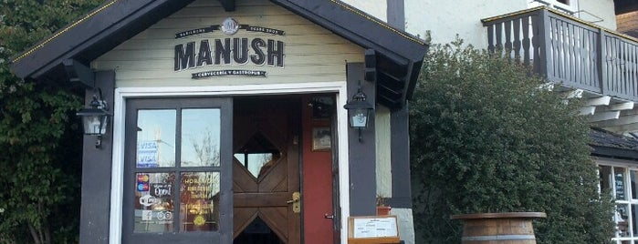 Manush is one of Bariloche 2016.