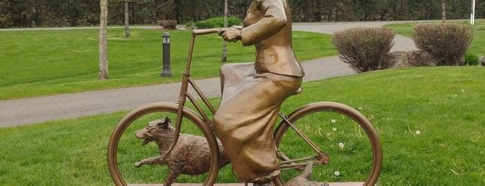 Riverstone Park is one of Lieux qui ont plu à Maggie.