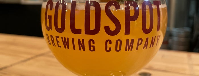 Goldspot Brewing Company is one of Drink & Quiz in Denver.