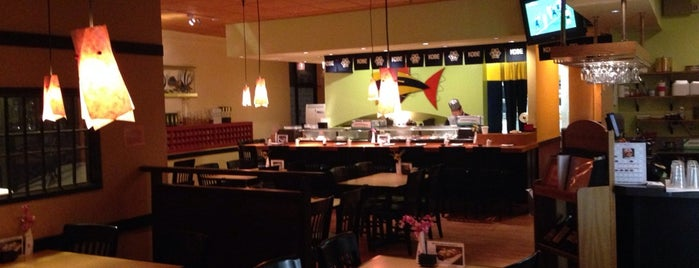 Kobe East Sushi Bar is one of Been To.