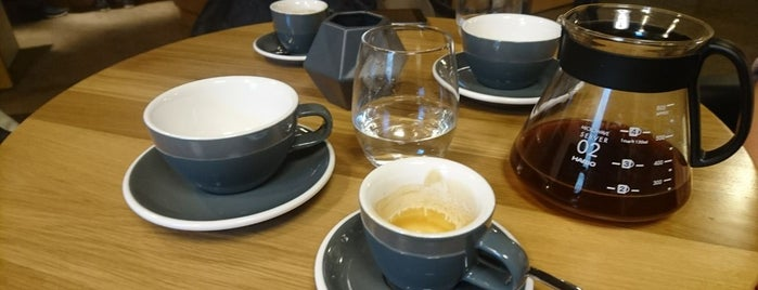 Navigli Espresso Lab is one of Fedorさんの保存済みスポット.