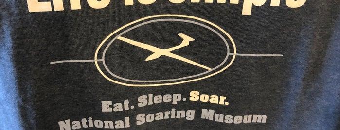 National Soaring Museum is one of Watkins Glen.