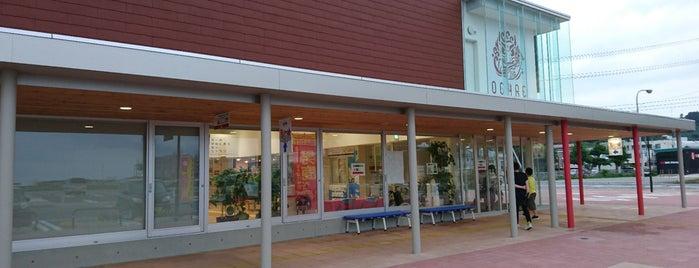 道の駅 おが オガーレ is one of Hiroshiさんのお気に入りスポット.