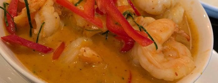 Five Spice Lochergut is one of สถานที่ที่บันทึกไว้ของ Antonia.