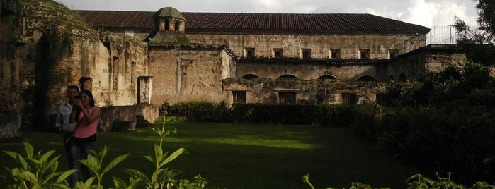 Convento de Capuchinas is one of Lugares favoritos de Alan.