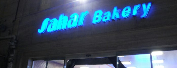 Sahar Bakery | نان سحر is one of Lieux qui ont plu à Nora.