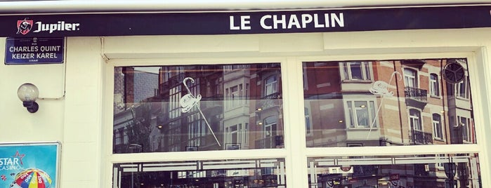 Le Chaplin is one of Br(ik Caféplan - part 1.