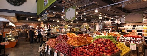 Whole Foods Market is one of London shopping.