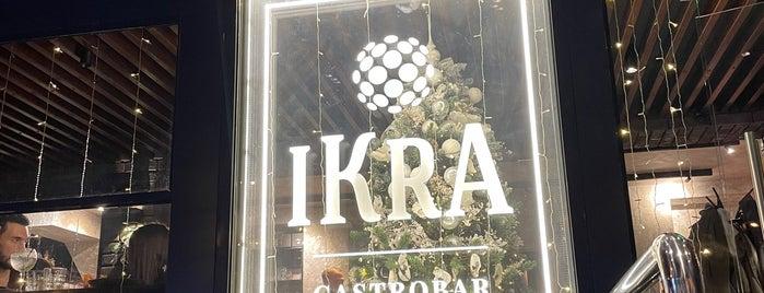 Ikra Gastrobar is one of Сочи.