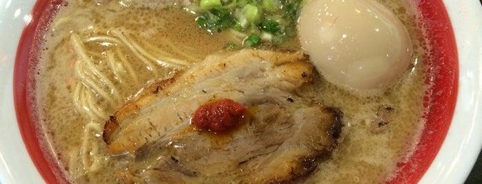 Bari-Uma Ramen ばり馬ラーメン is one of Eats: Singapore Ramen Hunt.