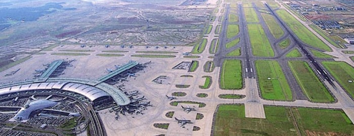 Aeroporto Internacional de Incheon (ICN) is one of Part 1~International Airports....