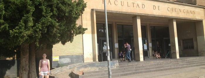 Facultad De Ciencias is one of สถานที่ที่บันทึกไว้ของ Diego.