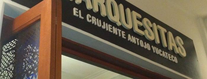 Marquesitas is one of CDMX.