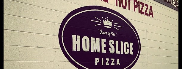 Home Slice Pizza is one of Austin.