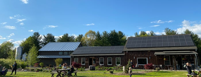Arrowood Farm Brewery is one of Upstate 🍂.