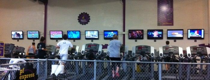 Planet Fitness is one of Posti che sono piaciuti a Vera.
