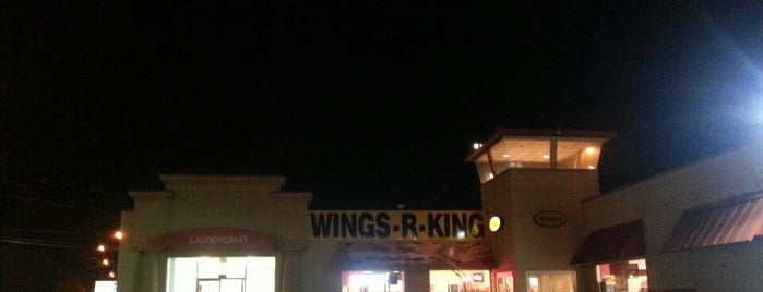 "Wings R King is one of My ""Bucket list""."