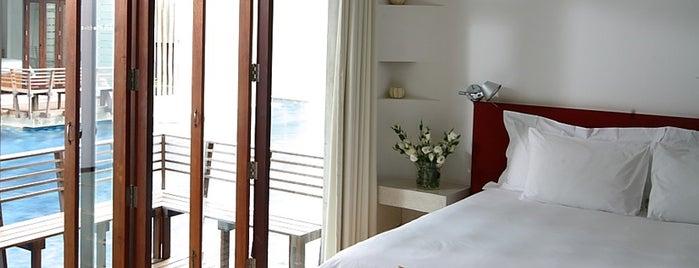 Let's Sea Hua Hin Al Fresco Resort is one of Ichiro's reviewed restaurants.
