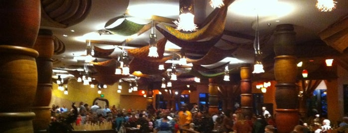 Boma Flavors of Africa is one of Walt Disney World.