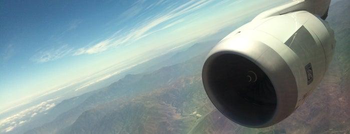 TAM Linhas Aéreas Flight JJ 8027 is one of Lugares favoritos de Alberto J S.