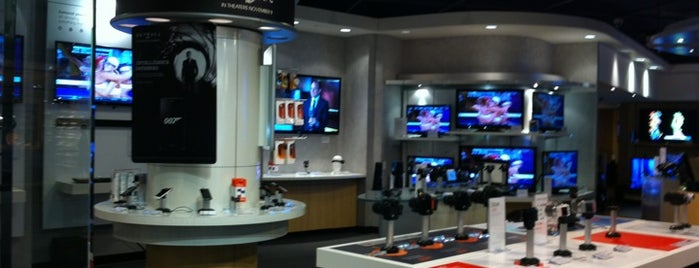Sony Store is one of Favorite Places to visit!.