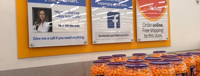 Walmart Bakery is one of Solange : понравившиеся места.