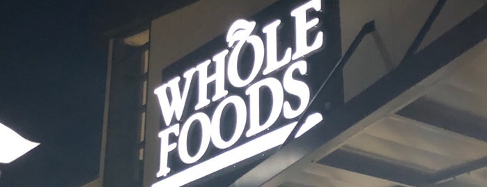 Whole Foods Market Beer & Wine Bar is one of Fernando : понравившиеся места.
