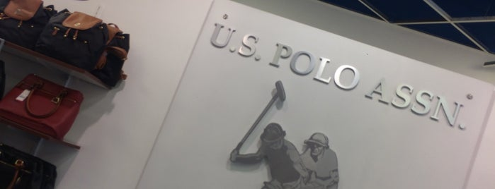 U.S. Polo Assn. is one of Orlando/2013.
