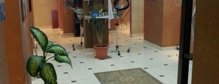 سر التميز للحلاقة is one of Men Salons (Riyad).