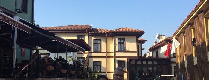 Kırım Tatar Kültür Evi is one of Yolüstü Lezzet Durakları.