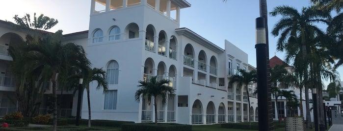 Swimming pool Riu Palace is one of Lugares favoritos de Jorge.