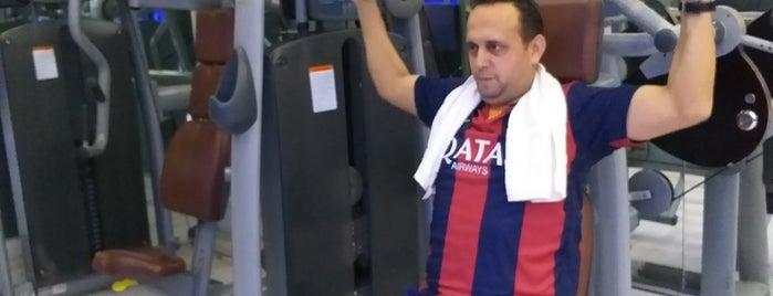 Efe Gym Deluxe is one of yagmur'un Beğendiği Mekanlar.