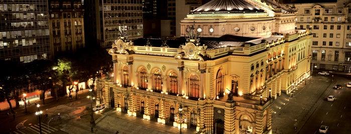 Theatro Municipal de São Paulo is one of To do list 2014.